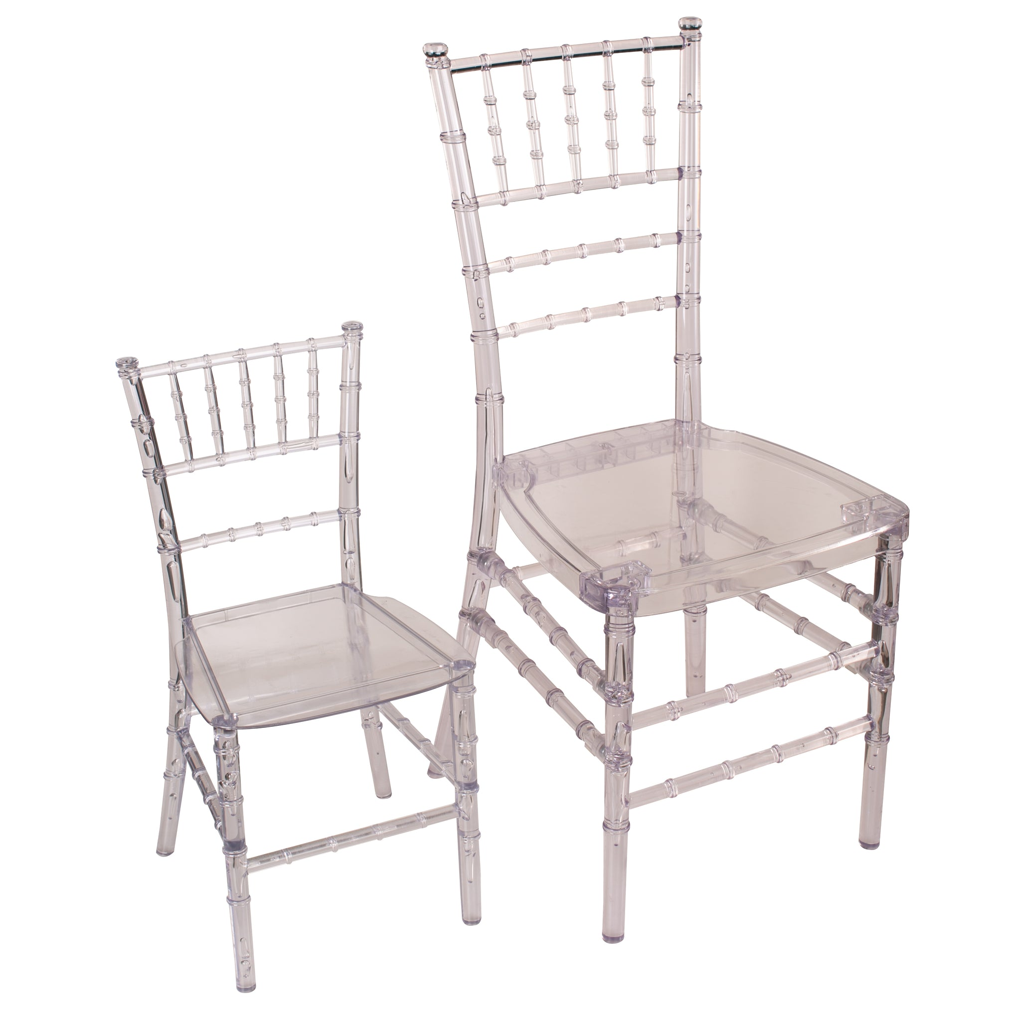 Kids Clear Tiffany Chiavari Chairs