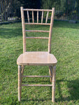 Lime wash Tiffany Chair