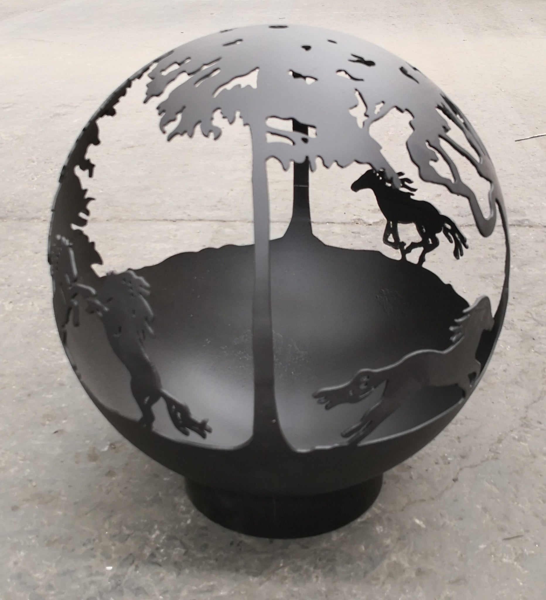 Brumbies Fire pit for sale
