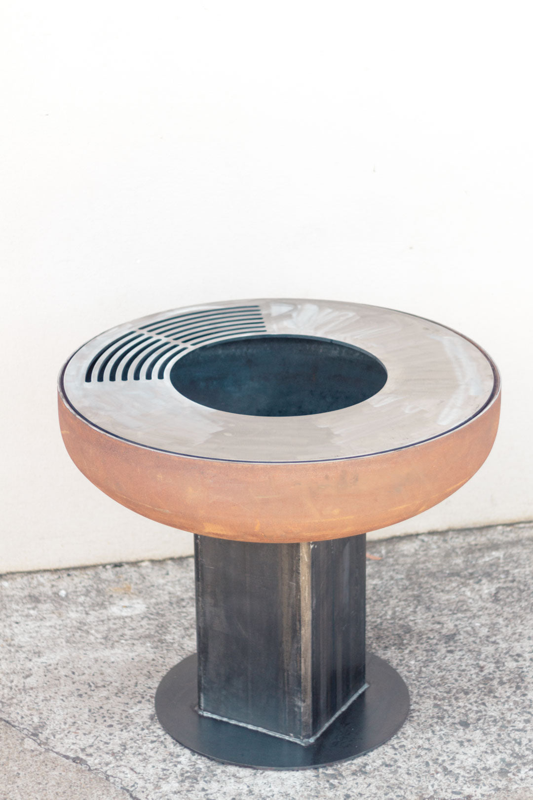 BBQ Fire Pit with Base