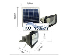 LED Outdoor Spot/Flood Light www.tkoproducts.com.au/products/solar-led-outdoor-spot-flood-light
