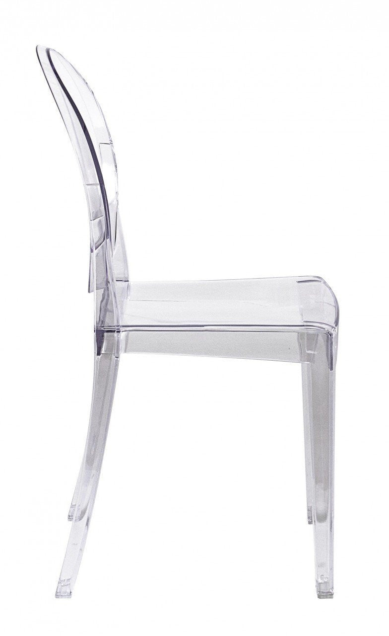Ghost Chairs - Clear Ghost Chairs