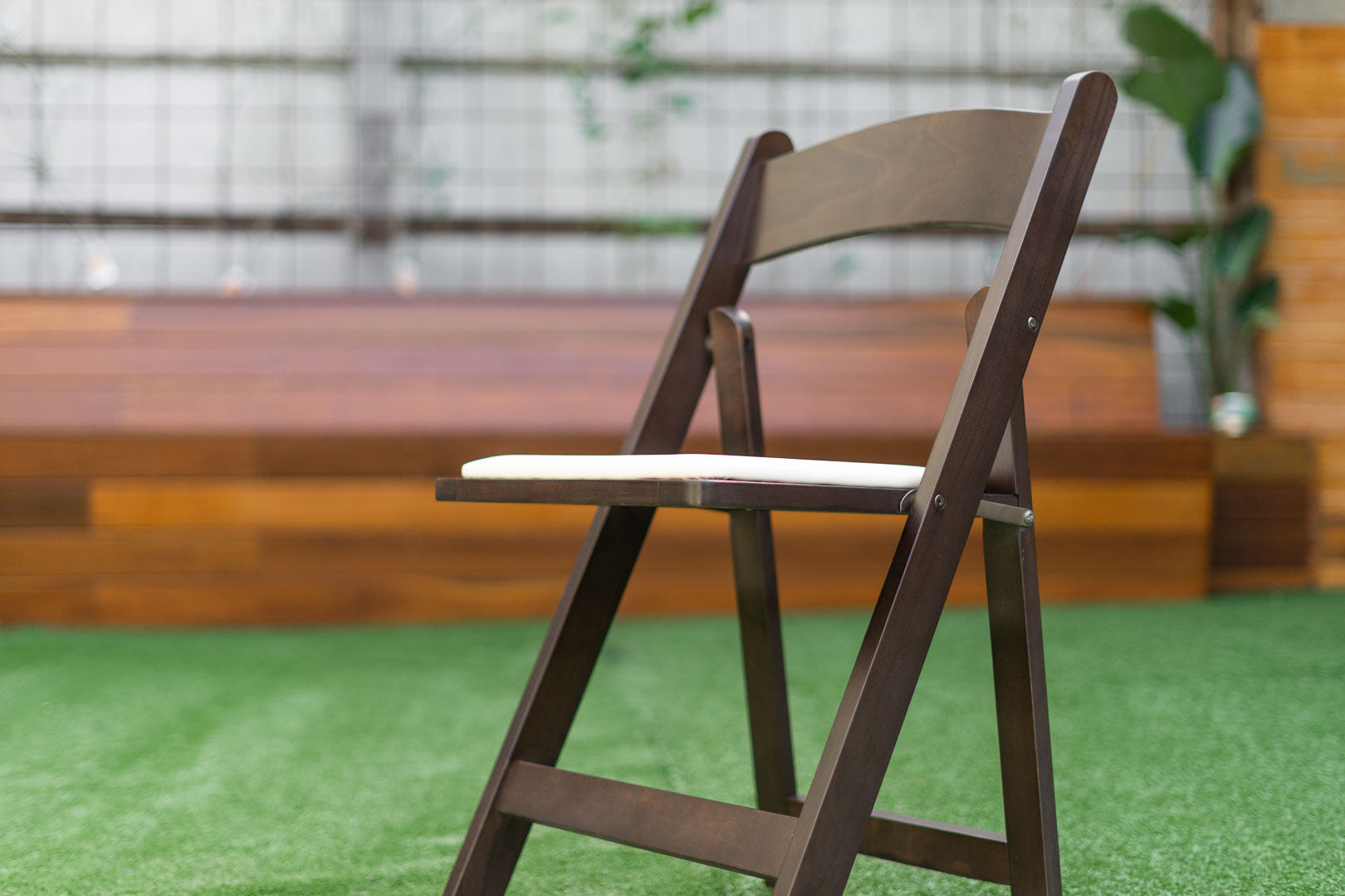 Timber Americana Chairs - Dark/Chocolate Timber