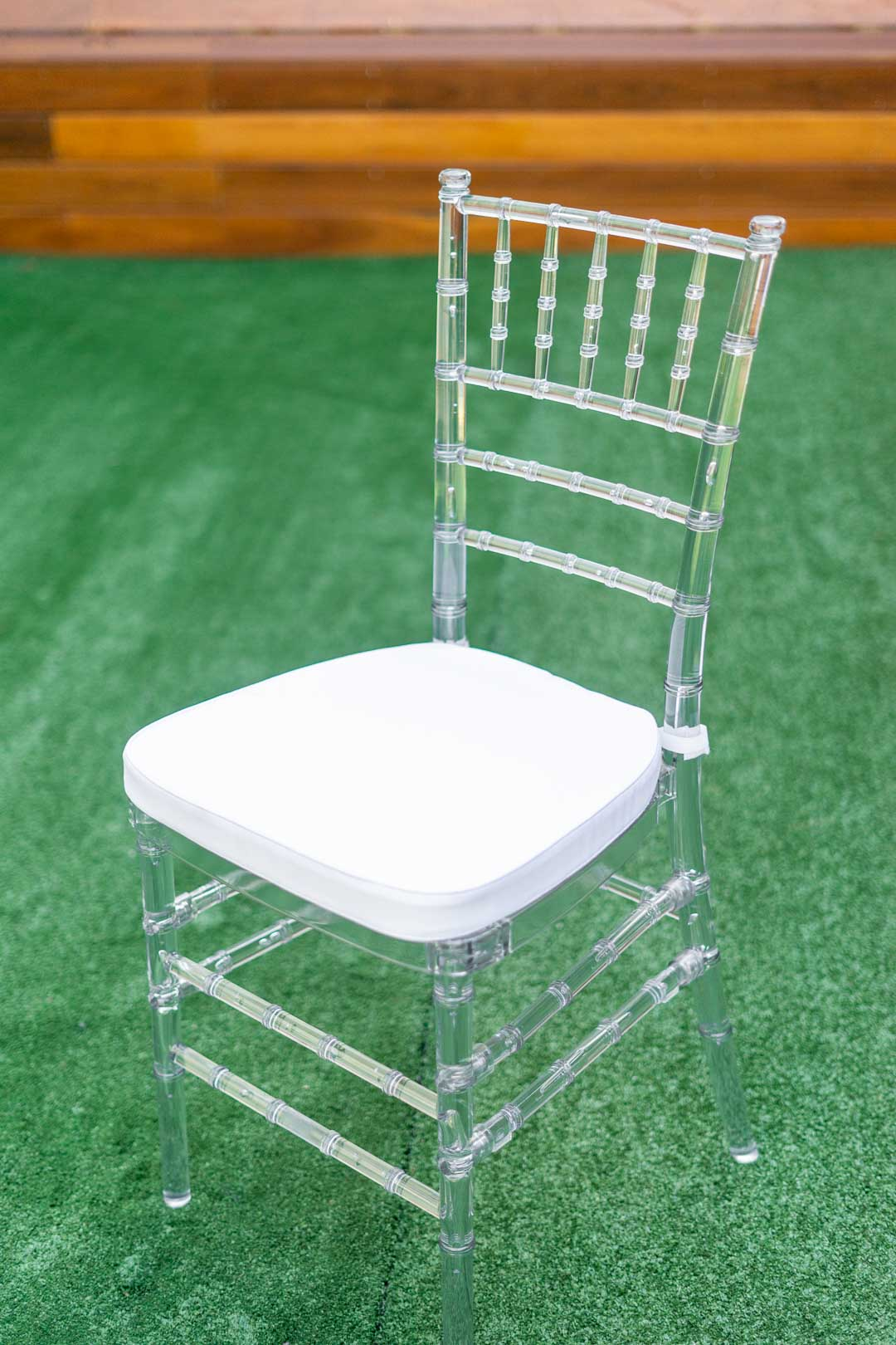 Clear Tiffany Chairs
