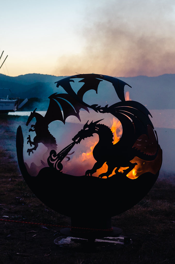 dragon fire pit for sale