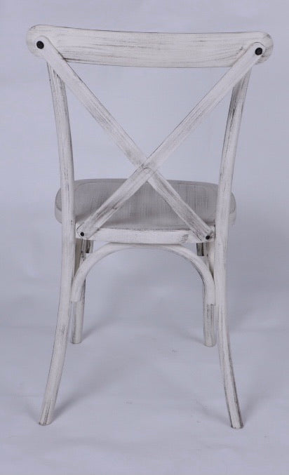 Plastic Crossback Bentwood chair