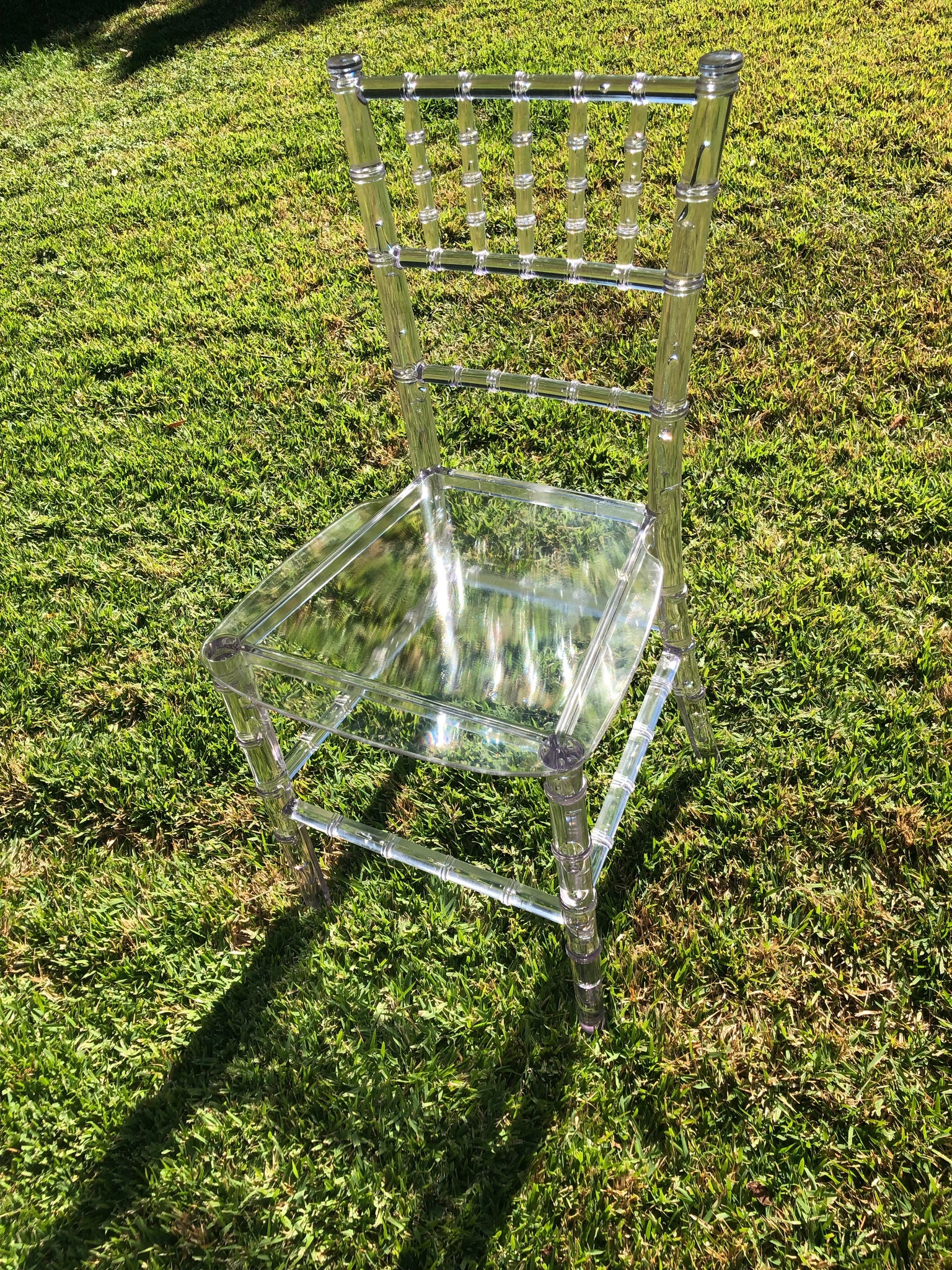Kids Tiffany Chair Clear | Kids Chiavari Chair 10 chairs @$35