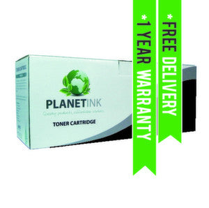 HP 507A - CE400X High Capacity Toner Cartridge - Planet INK Compatible