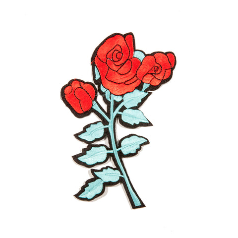 Patch Rose Blue