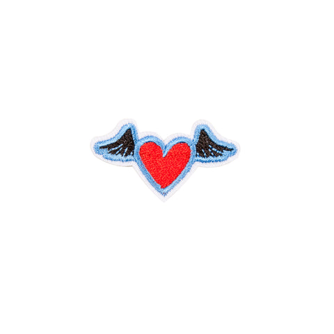 Patch Flying Heart