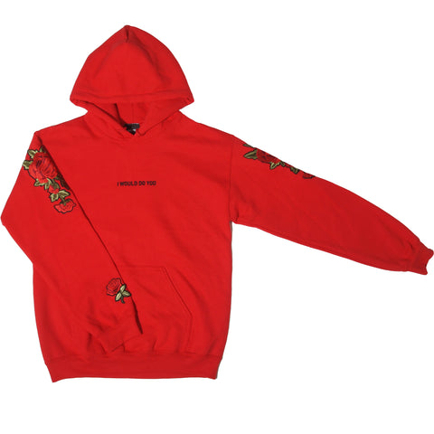 Hoodie Red - PATCHED