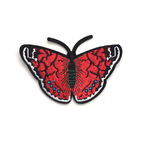 Patch Butterfly Indian