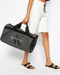 Jeans Duffle Holdall