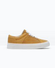 Zuede plimsoll Shoes