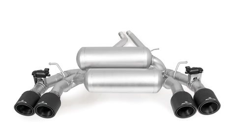 BMW M2 Competition Remus Exhaust Racing Axle Back System with Valves