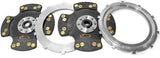 Focus RS/ST MK2 Xtreme Clutch Twin Carbon Paddle Clutch Kit