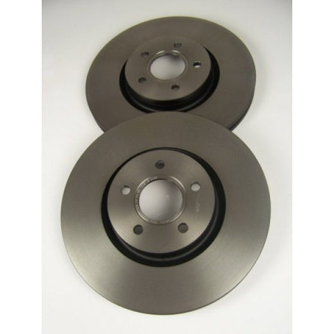 Genuine Ford Rear Brake Discs - Mk2 Focus RS