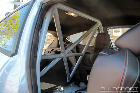 Fiesta Mk7 ST Clubsport By Autospecialists Bolt in Rear Cage