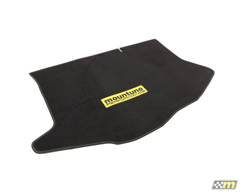 Fiesta Mountune Boot Mat