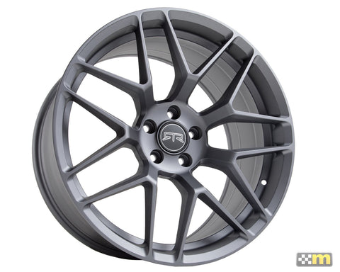 Mustang RTR Tech 7 Charcoal Wheel 20x9.5