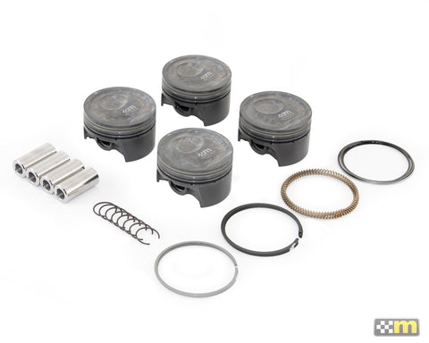 Focus Mk3 RS Mountune Forged Piston Set