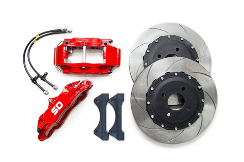 Fiesta Mk7 Inc ST SD Performance Big Brake Kit