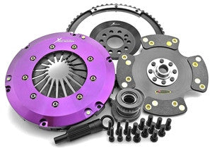 Focus RS/ST MK2 Xtreme Clutch Single Carbon Paddle Clutch Kit