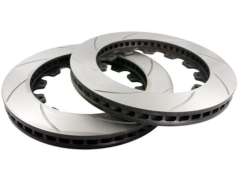 AP Racing Replacement 362mm Rotor Set with Disc/Bell Mounting Bolts
