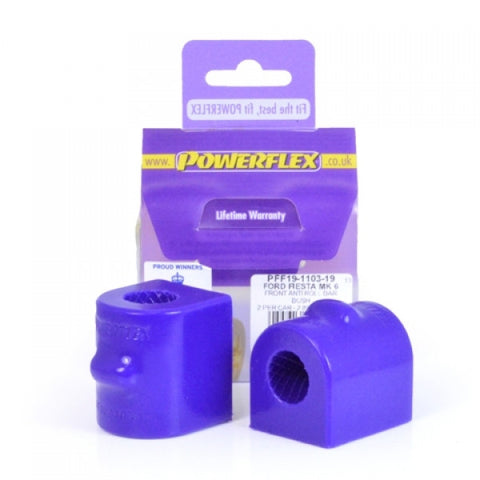 Fiesta MK6 Powerflex Front Anti-Roll Bar Bush 19mm