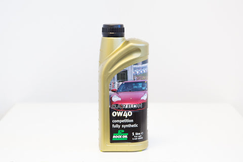 Rock Oil - Carbon 0w40 Fully Synthetic - 1L