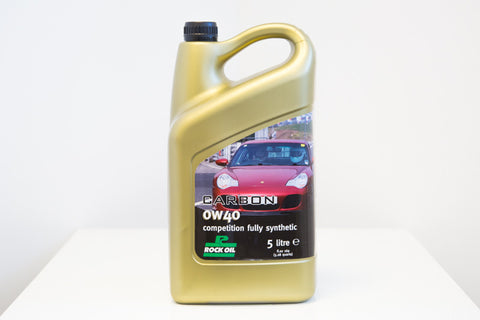 Rock Oil - Carbon 0w40 Fully Synthetic - 5L