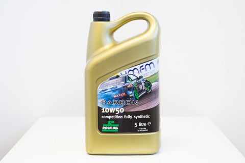 Rock Oil - Carbon 10w50 Fully Synthetic - 5L