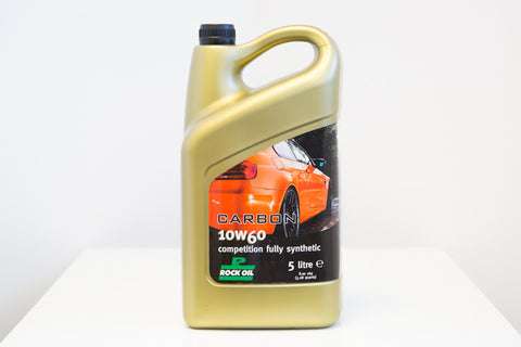 Rock Oil - Carbon 10w60 Full Synthetic - 5L
