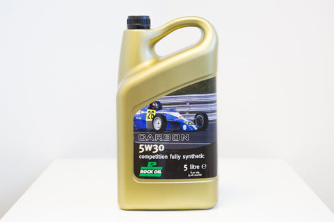 Rock Oil - Carbon 5w30 Fully Synthetic - 5L