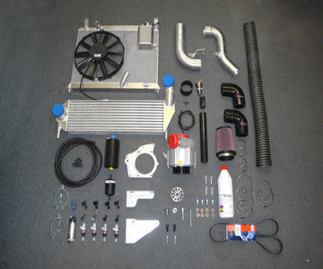 Honda Civic Type R (EP3) Rotrex Supercharger SuperSport Kit (Non Aircon)
