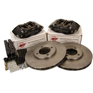 Clio 172/182 Willwood 4 Pot Brake Kit