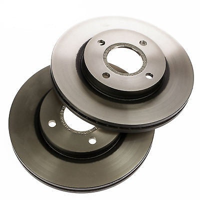Fiesta ST Mk6 Genuine Ford Front Brake Disc Set