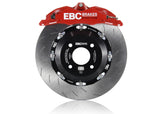 Fiesta Mk7 ST EBC Balanced Big Brake Kit