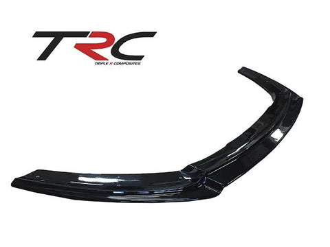 Fiesta ST MK7 Triple R Composites Modified Front Splitter