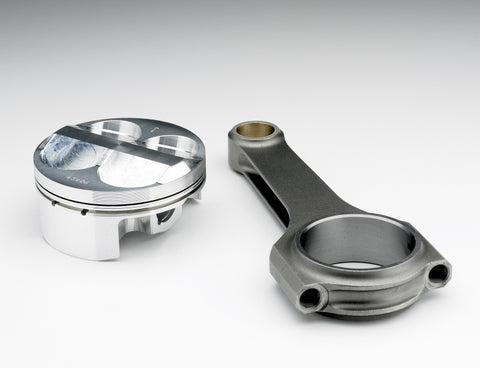 PEC Sigma 1.6 Forged Pistons & Conrod Kit
