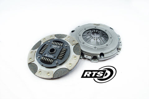 Fiesta Mk6 ST RTS Twin Friction Clutch Kit