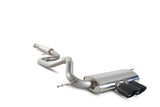 Focus ST MK3 Hatch Scorpion Exhaust Cat Back System