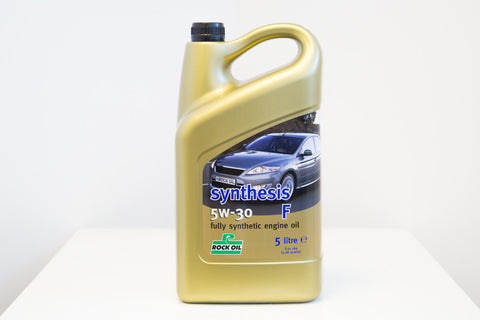 Rock Oil - Synthesis F 5w30 Fully Synthetic - 5L
