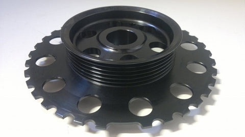 Duratec 2.0/2.3/2.5 Underdrive Pulley