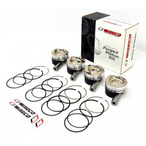 1.6 EcoBoost Wiseco Forged Pistons 10.0:1 CR