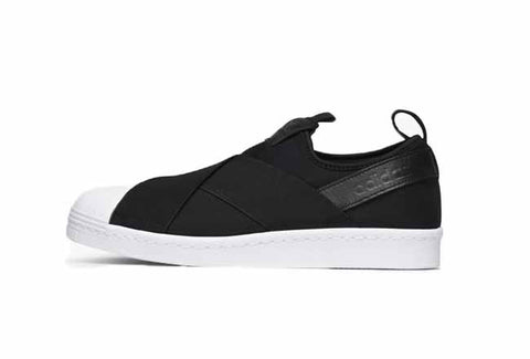 ADIDAS SUPERSTAR SLIP ON  <BZ0112>