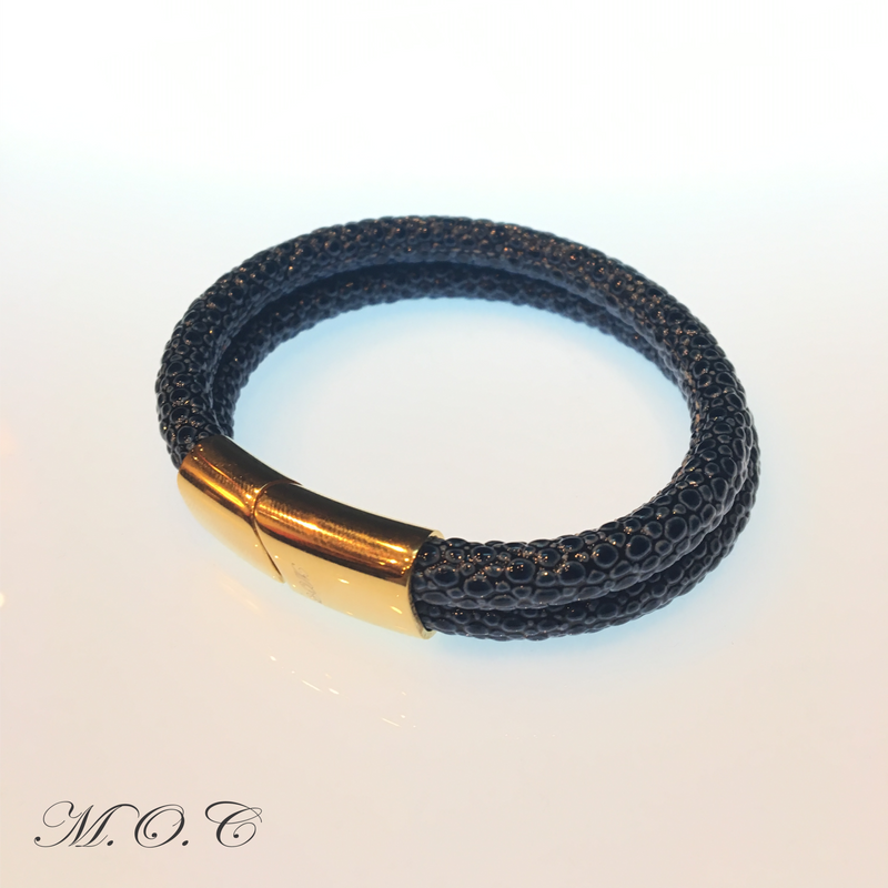 Due Blue Sting Bracelet