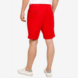 MOC Red Chino Shorts