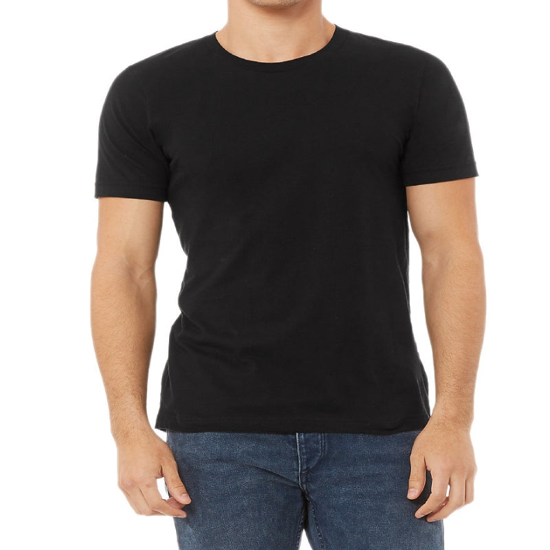 Unisex Short Sleeve Tee - Black