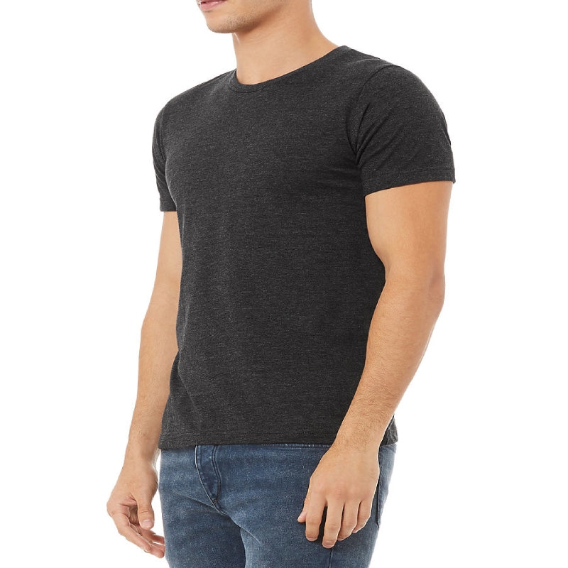 Unisex Short Sleeve Tee - Dark Grey
